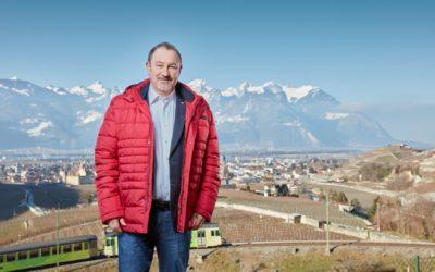 Un nouvel élan pour le PS Aigle avec la candidature à la Municipalité de Stéphane Montangero